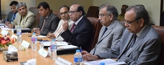 Visit Meeting with the Representatives of  Mohammad Ali Jinnah Universty, Karachi
